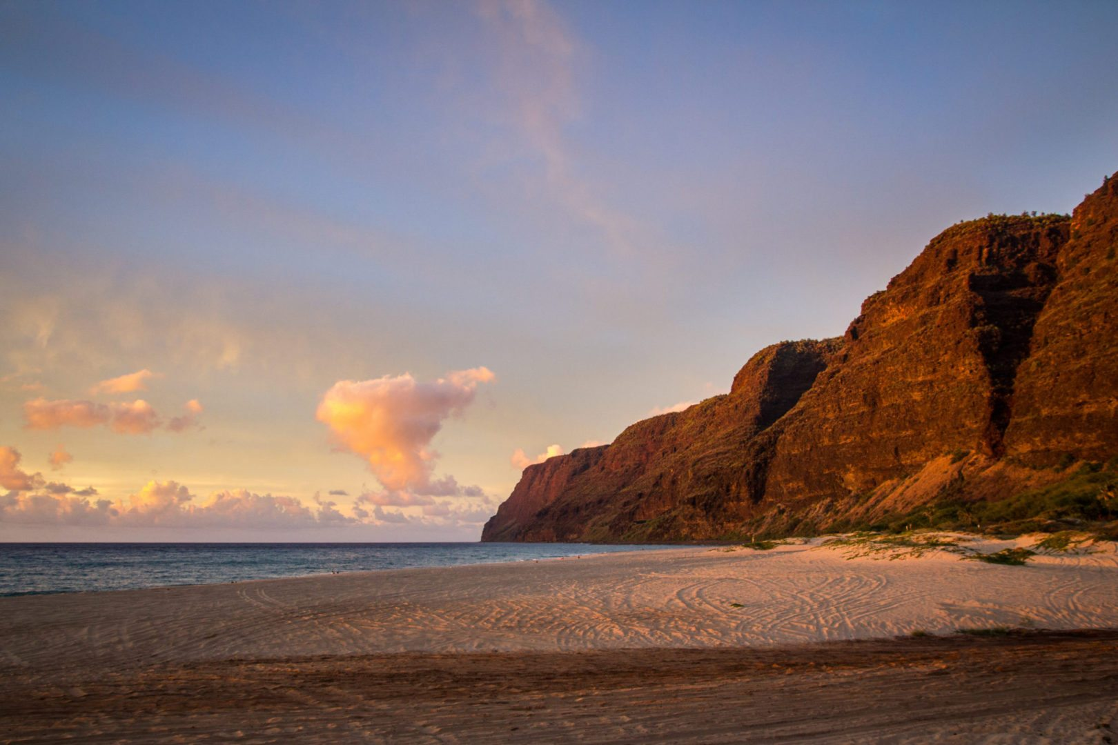 Polihale, Kauai