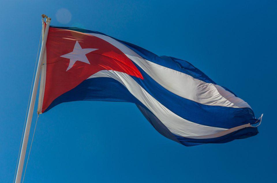 Kuba cestopis