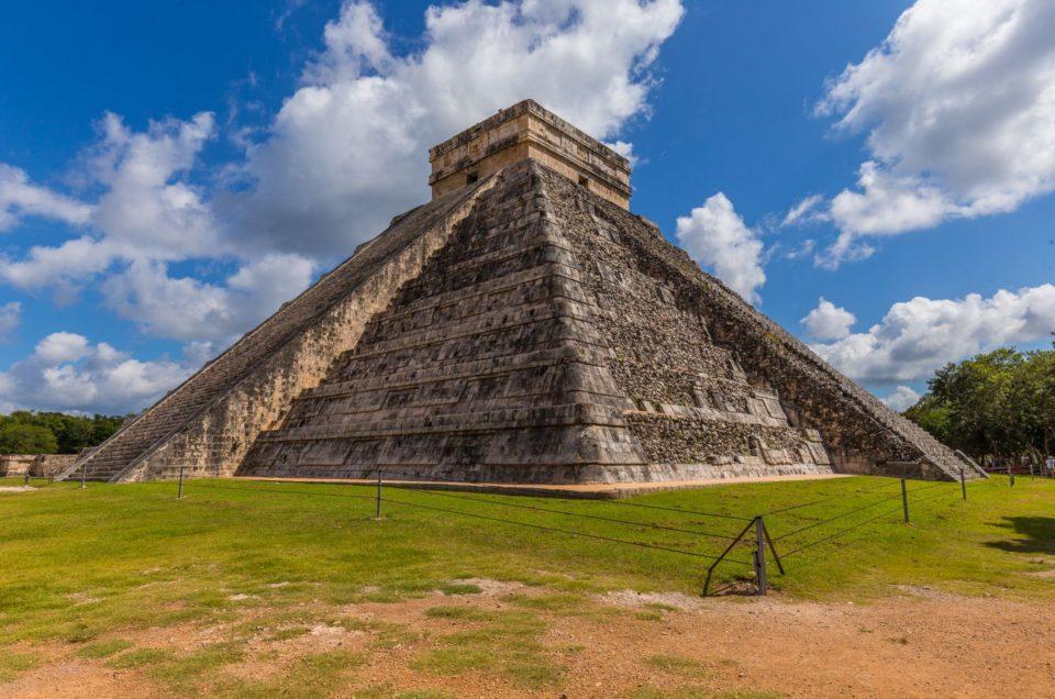 Mexiko cestopis