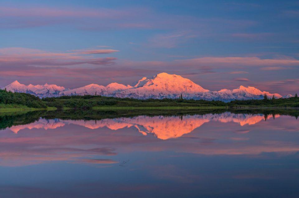 Aljaska cestopis